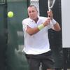Ivan Lendl during The Greenbrier Champions Tennis Classic.<br /> Rick Barbero/The Register-Herald