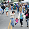 The Streets of Mount Hope were packed for Saturday's Mount Hope Jubilee. F. Brian Ferguson/The Register-Herald