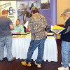 RCC Inc. was among the many vendors talking with applicants at the Register-Herald Job Fair on Wednesday at Tamarack. F. Brian Ferguson/The Register-Herald