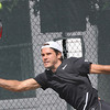 Tommy Haas during The Greenbrier Champions Tennis Classic.<br /> Rick Barbero/The Register-Herald