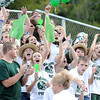 The Wyoming East Warrior fans took in their first home game of the year  as Wyoming East took on Westside in New Richmond on Friday evening. F. Brian Ferguson/The Register-Herald