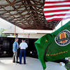 The WVSC Mobil Wall, which is dedicated to the 732 Vietnam Veterans, from West Virginia, who died in the Vietnem War, was on display Saturday at the Sophia VFW Annual Picnic which was held at Sophia Little League Park. F. Brian Ferguson/The Register-Herald