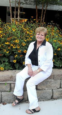 Novella Cook at Twin Falls Stae Park.  F. Brian Ferguson/The Register-Herald
