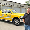 Lt.Chris Hatcher, Beaver Volunteer Fire Department.<br /> Rick Barbero/The Register-Herald