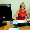 Sherry Morgan, director of the work-based learning program Raleigh County Schools.<br /> Rick BArbero/The Register-Herald