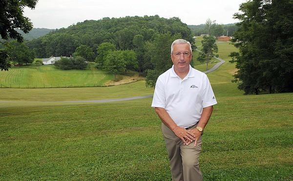 Jim Nickels, Director of Teen Challange. F. Brian Ferguson/The Register-Herald