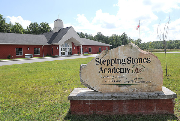 Stepping Stones Academ . F. Brian Ferguson/The Register-Herald