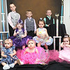 Beckley Newspapers Pageant promo. Pictured front row from left, Maryann Hatfield, Nataley Spence and Adalynn Cullop, middle row from left, Piper Hodge, Kaydence Sizemore, back row from left, Cameron Hodge, Jagger Hodge and Riley Hodge.<br /> Rick Barbero/The Register-Herald