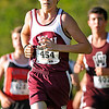 Brad Davis/The Register-Herald<br /> Woodrow Wilson's Carson Cushman competes in the Roadrunner Invitational Tuesday evening at Beckley-Stratton Elementary School.
