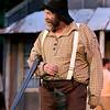 Bob Athey as Jim Vance. Theatre West Virginia's Hatfields and McCoys at Grandview Park's Cliffside Amphitheatre July 25.<br /> Brad Davis/The Register-Herald