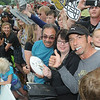New Orleans Saints scrimmage Saturday morning at The Grenbrier Resort.<br /> Rick BArbero/The Register-Herald