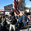 Monday's MLK Day march in Lewisburg. F. Brian Ferguson/The Register-Herald