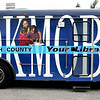 """Summer Run=Raleigh County Book Mobile drew some young readers during a Tuesday stop at the campus of Appalachian Bible College. The book mobile is on a """"Summer Run"""" tour through Raleigh County. F. Brian Ferguson/The Register-Herald"""