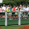Crowd watching the final round of The Greenbrier Classic.<br /> Rick Barbero/The Register-Herald