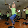The Forever Fit class at Active Fitness in Oak Hill. F. Brian Ferguson/The Register-Herald