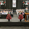 Westside High School Commencement Ceremony 2014, June 1 in Clear Fork.<br /> Brad Davis/The Register-Herald