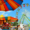 Rick Barbero/The Register-Herald<br /> The WV State Fair in Fairlea.