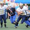Rick Barbero/The Register-Herald<br /> Shady Spring vs Princeton at Hunnicut Stadium in Princeton Friday night.