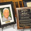 """The """"Spirit of Beckley"""" awards fundraiser dinner held at the Beckley-Raleigh County Convention Center Monday night. This year's award recipient is the late Mel Hancock."""