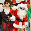"""Brad Davis/The Register-Herald<br /> Students at Fairdale Elementary perform in their annual Christmas play, """"A Pirate Christmas,"""" Friday afternoon in the school's gymnasium."""