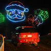 Rick Barbero/The Register-Herald<br /> The Lacy's Lights display in Beckwith at the Fayette County Park will be every night, dusk till 9:00 p.m. from December 5th through January 1