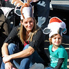 Brad Davis/The Register-Herald<br /> Enthusiastic spectators take in the the sights during Beckley's annual Christmas Parade Saturday.