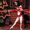 Brad Davis/The Register-Herald<br /> The Nutcracker comes to life to battle the King Rat during Beckley Dance Theatre's The Nutcracker Sunday afternoon inside the Woodrow Wilson High School Auditorium.