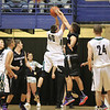 Chris Jackson/The Register-Herald<br /> Westside played WYoming East during their high school boys basketball game during the Big Atlantic Basketball Tournament at the Beckley-Raleigh County Co