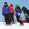 Rick Barbero/The Register-Herald<br /> West Virginia of Division of Tourism hosted a go outside and ski in celebration of learn to ski and snowboard month at Winterplace Ski Resort.