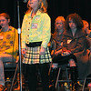 Rick Barbero/The Register-Herald<br /> Raleigh County Elementary School Spelling Bee Tuesday morning at Woodrow Wilson H.S. auditorium.