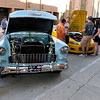 Brad Davis/The Register-Herald<br /> Beckley's Cruise-In Car & Bike Show Friday evening.