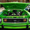 Brad Davis/The Register-Herald<br /> A 1978 Concord AMX sits on display Friday evening.
