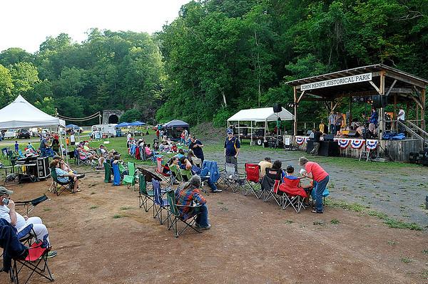 Brad Davis/The Register-Herald<br /> John Henry Days festival, Talcott, WV, Saturday July 11, 2015.