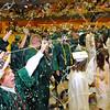 Brad Davis/The Register-Herald<br /> Fayetteville High School graduation, June 5, 2015.