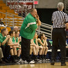 Chris Jackson/The Register-Herald<br /> Fayetteville played Wheeling Central during their girls basketball state tournament at the Charleston Civic Center in Charleston on Wednesday.