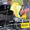 Rick Barbero/The Register-Herald<br /> Over 500 bikers paraded through the town of Rainelle Thursday afternoon as they make their Run for the Wall to Washington, DC