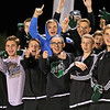Brad Davis/The Register-Herald<br /> The Winfield generals boys team notices the camera during the girls' game against Lewis County Friday night at the YMCA Paul Cline Memorial Sports Complex.