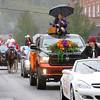 Brad Davis/The Register-Herald<br /> Independence High School homecoming parade 2015.