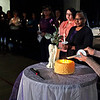 Brad Davis/The Register-Herald<br /> The 25th Annual Women's Resource Center Candlelight Vigil Saturday night.
