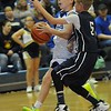 Rick Barbero/The Register-Herald<br /> Cranberry Elementary School played Shady Spring in the Championship game of the Raleigh County Elementary School basketball tournament held at Independence Middle School Tuesday evening. Cranberry won the tournament.