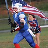 Rick Barbero/The Register-Herald<br /> Midland Trail vs Meadow Bridge Friday night at Midland Trail High School in Hico.