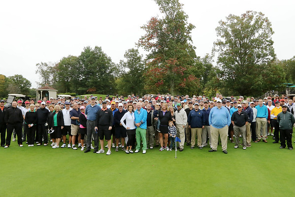 Chris Jackson/The Register-Herald<br /> The Ben McGraw First Tee Classic this year had 200 golfers attend the event at The Resort at Glade Springs in Daniels on Thursday.