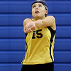 Brad Davis/The Register-Herald<br /> Shady Spring's Mercedes Bloomfield plays against PikeView Wednesday night.
