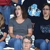 Rick Barbero/The Register-Herald<br /> eadow Bridge fans Friday night at Midland Trail High School in Hico.