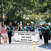 Chris Jackson/The Register-Herald<br /> Pineville held its annual Labor Day parade and carnival on Monday.