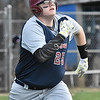 (Brad Davis/The Register-Herald) Bluefield's Caleb Pennington hustles to first after putting a ball in play during the Beavers' game at Independence Wednesday evening in Coal City.