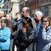 People in attendance of the 6th annual Upper Big Branch Memorial is held at the Raleigh County Courthouse in downtown Beckley on Tuesday. (Chris Jackson/The Register-Herald)
