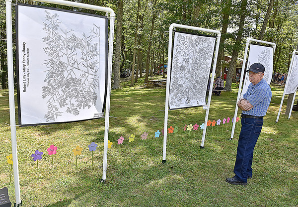 (Brad Davis/The Register-Herald) 87th annual Lilly Family Reunion.