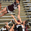 Woodrow Wilson vs Riverside High School at Van Meter Stadium in Beckley Friday night.<br /> (Rick Barbero/The Register-Herald)