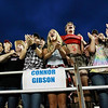 Independence's strident section cheers on their side during their football game against  James Monroe Friday in Coal City. (Chris Jackson/The Register-Herald)